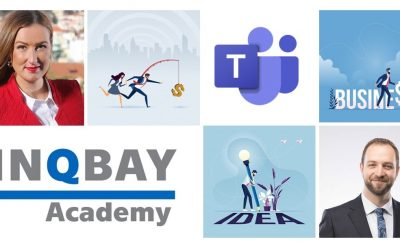 InQbay Academy WS 2020 online event program